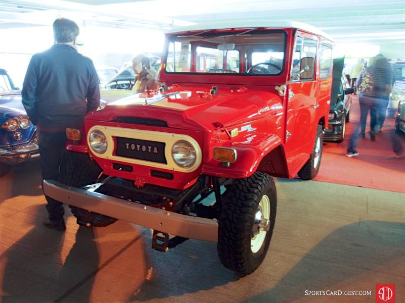 1970 Toyota FJ40 Land Cruiser Utility