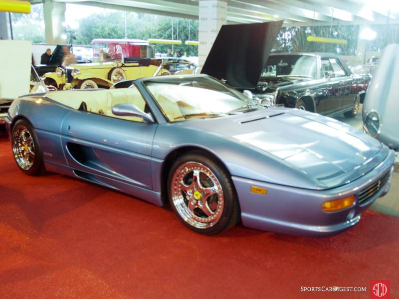 1998 Ferrari F355 F1 Spider, Body by Pininfarina