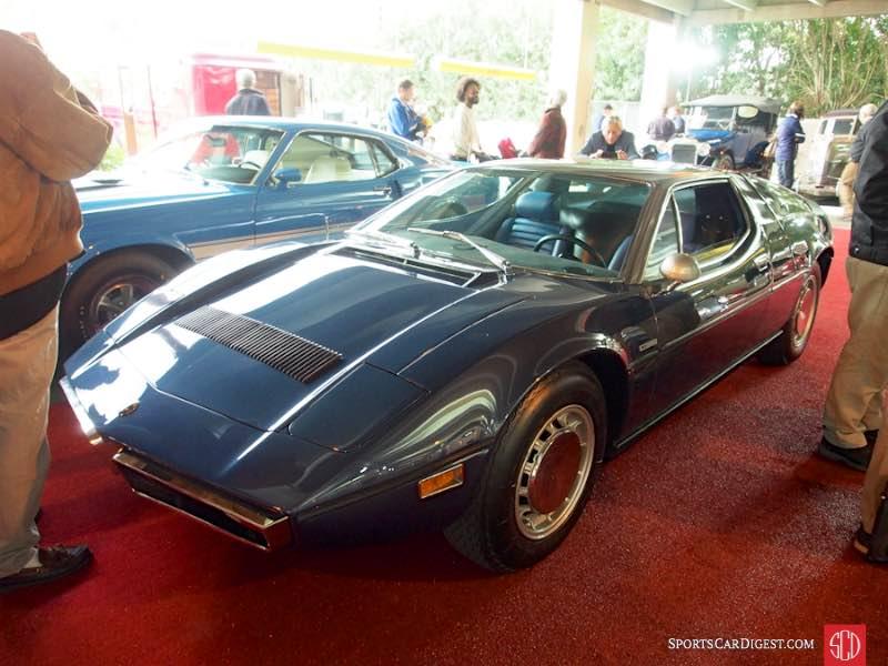 1975 Maserati Bora 4.9 Coupe