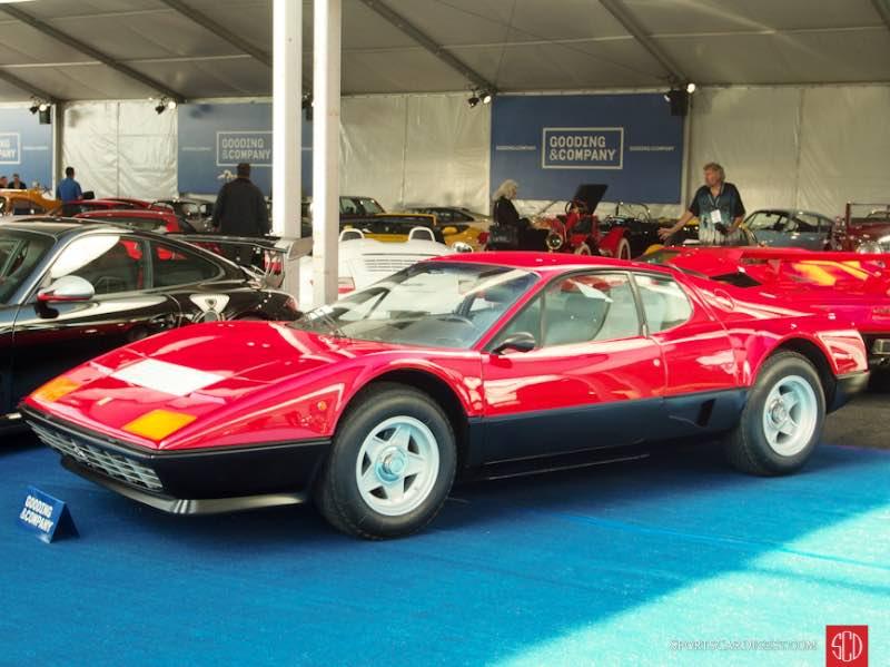 1980 Ferrari 512 BB Berlinetta, Body by Pininfarina
