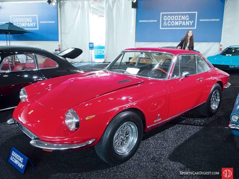1969 Ferrari 365 GTC Coupe, Body by Pininfarina