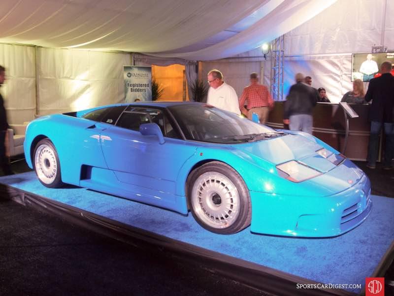 1995 Bugatti EB110 Coupe
