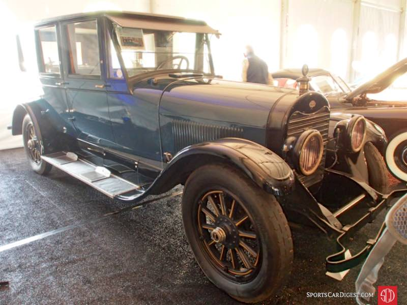 1922 Lincoln Model L Limousine, Body by Brunn