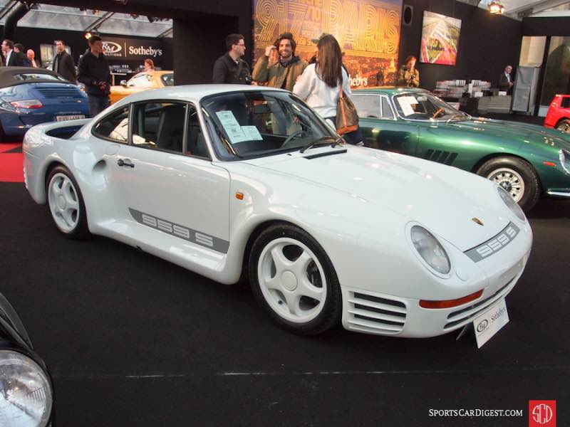 1988 Porsche 959 Sport Coupe