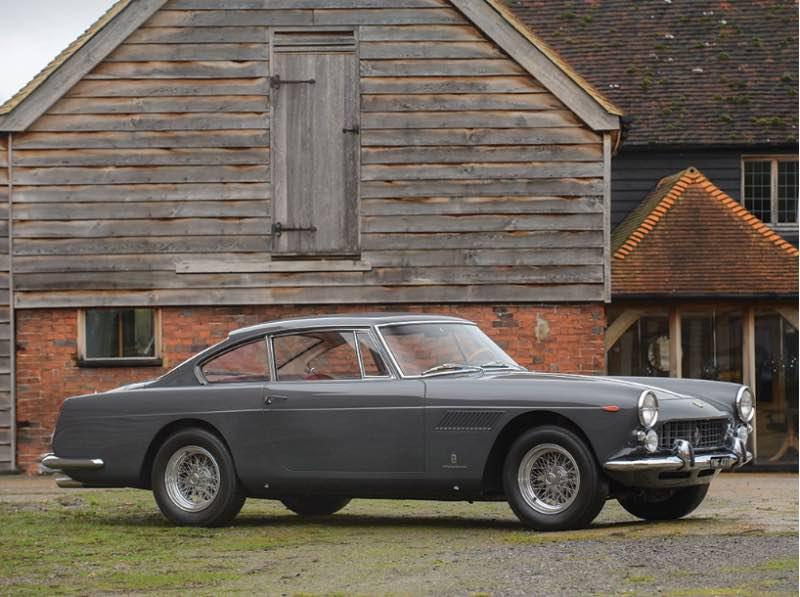 1963 Ferrari 250 GTE 2+2 Series III 2 + 2
