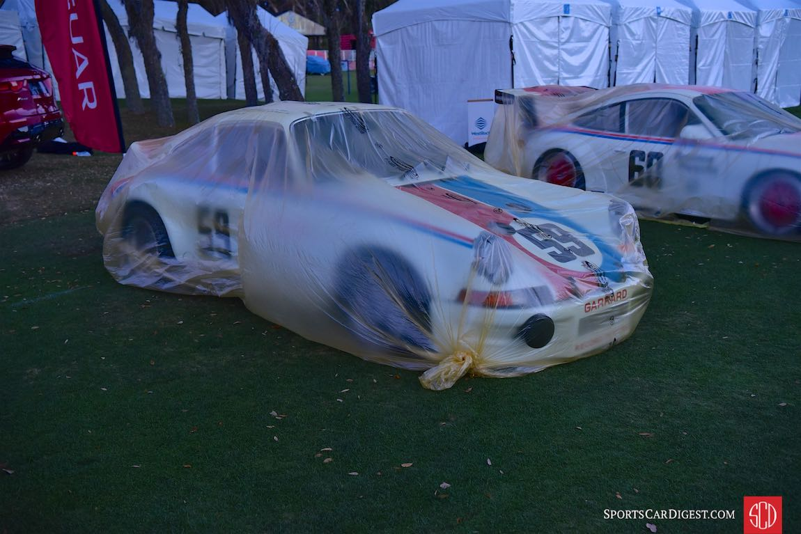 Brumos Race Car Class still under the wraps
