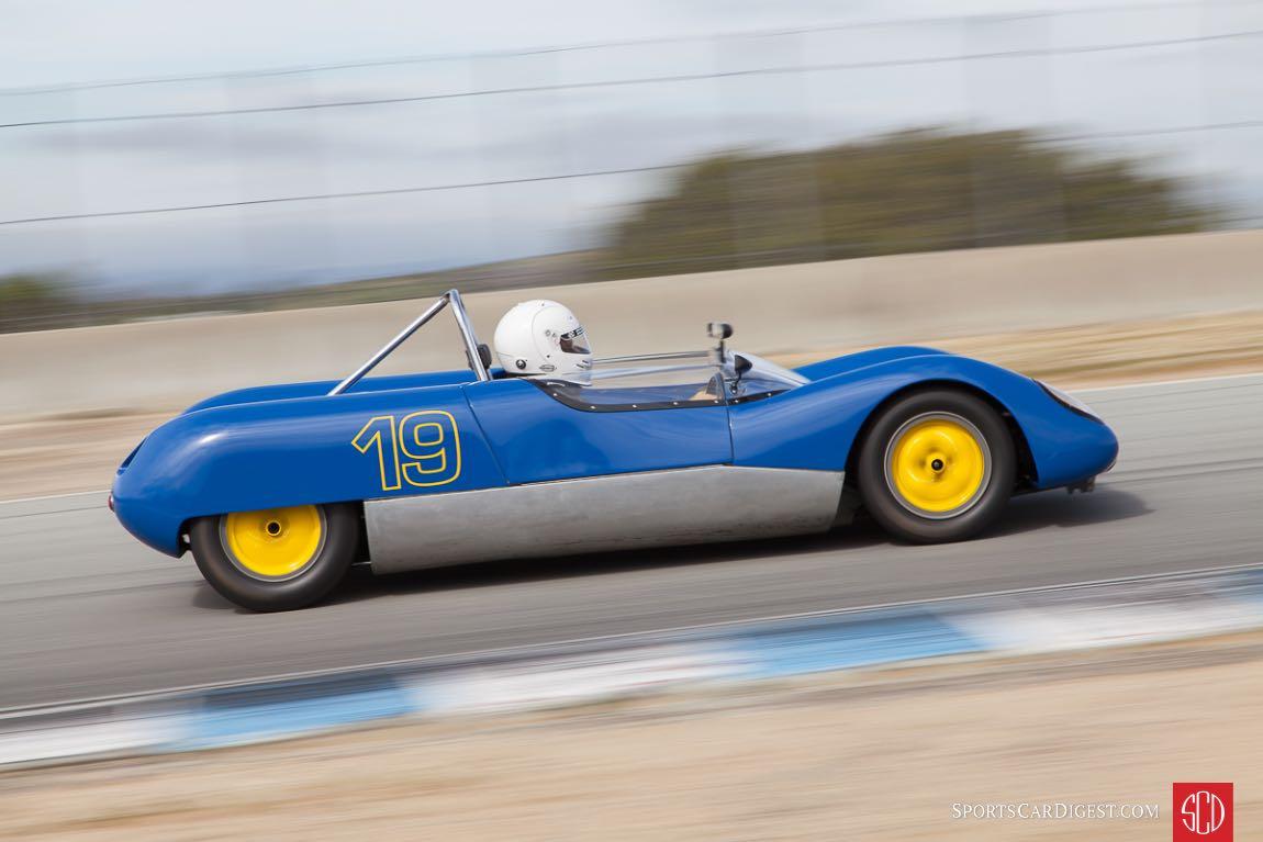 Michael Callaham - 1964 Lotus 23B