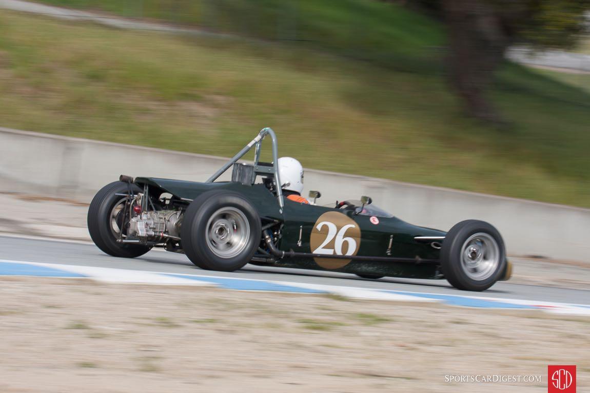 Steve Hoogs - 1972 Merlyn Mk 20
