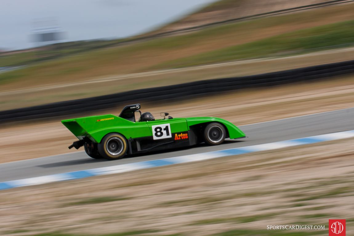 Brian Groza - 1975 Sauber C4