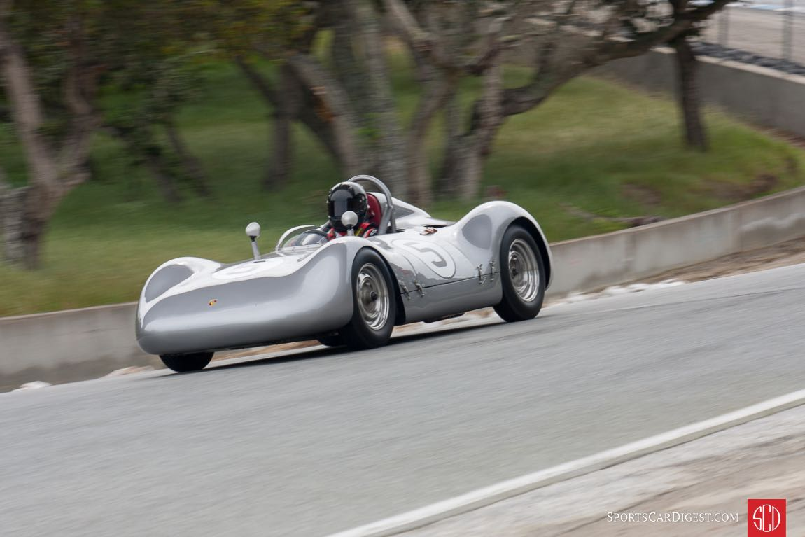 Frank Altamura - 1955 Pupulidy Porsche Special