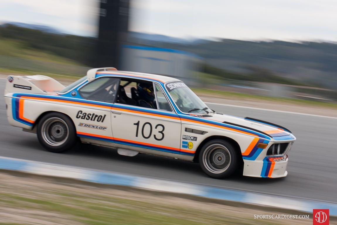 Thor Johnson - 1974 BMW Schnitzer 3.5 Liter