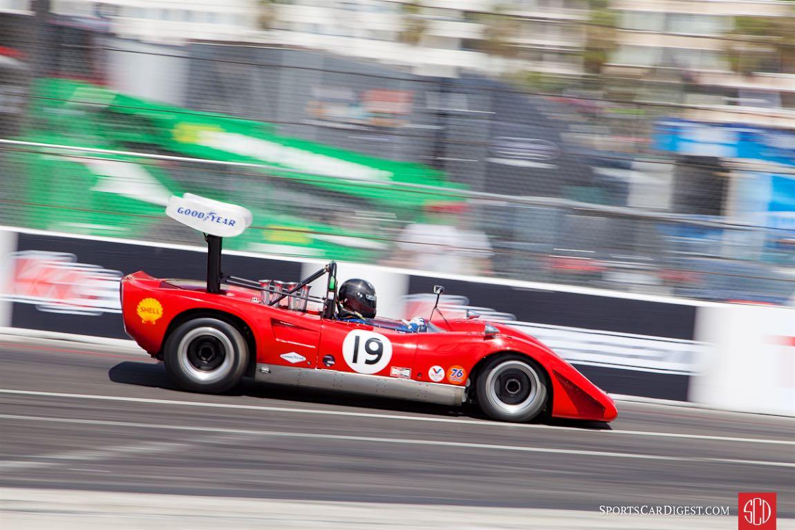 Greg Mitchell - 1969 Lola T163
