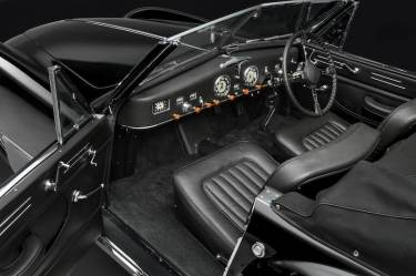 1948 Talbot-Lago T26 Grand Sport Cabriolet (photo: Tim Scott)