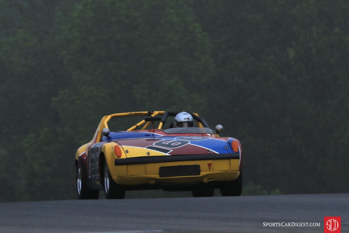 Gary Schultz, 72 Porsche 914/6GT