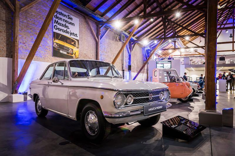 Mazda 1000 Coupe 1962