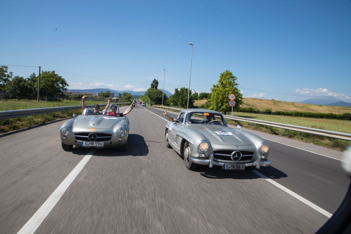 Mercedes-Benz 300 SL 'Gullwing' Coupe W 198