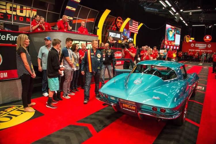 1967 Chevrolet Corvette 427/435 HP Coupe