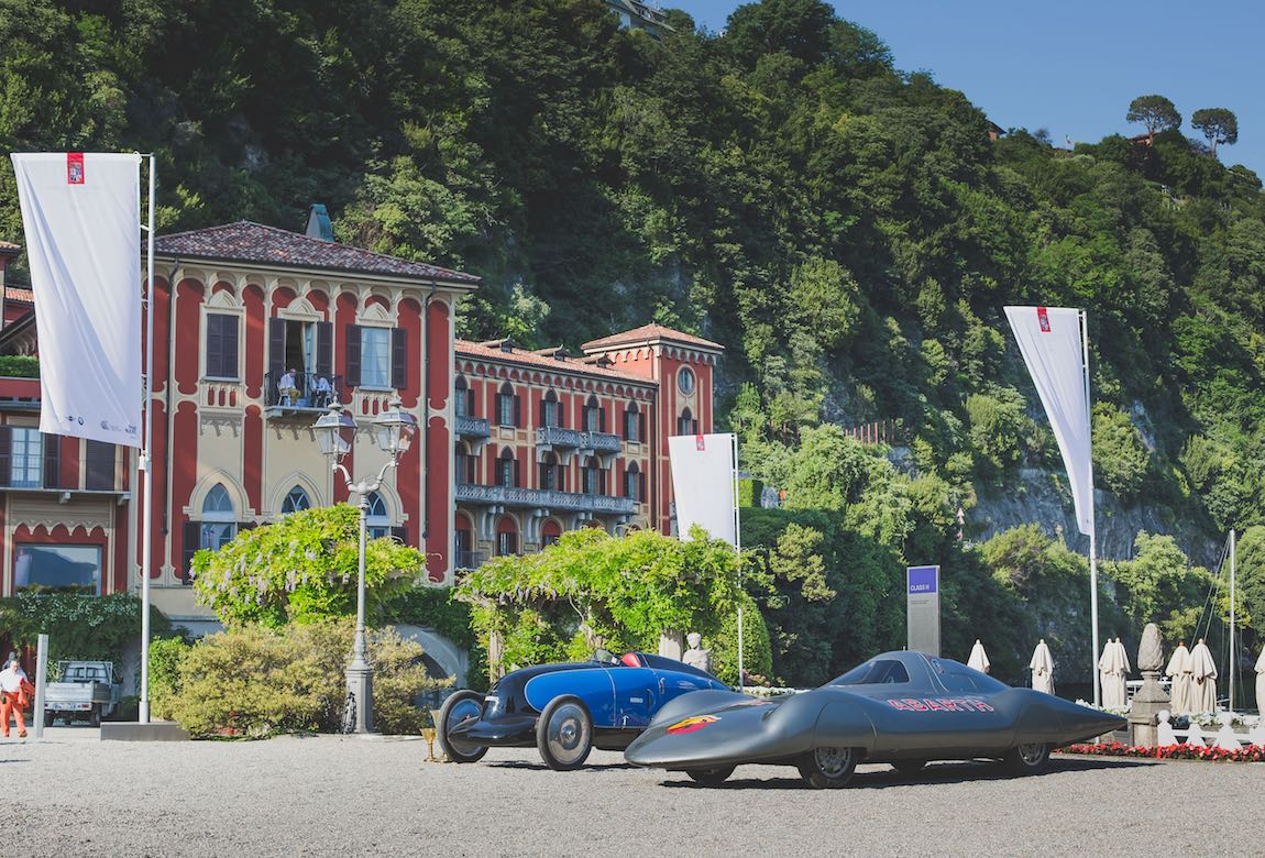 1935 Lurani Nibbio Single Seater and 1960 Abarth 1000 Bialbero Record