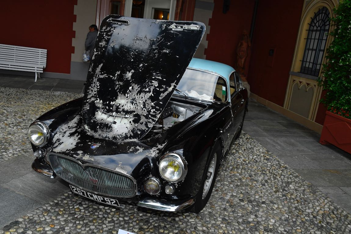 1956 Maserati A6G/2000 Gran Sport