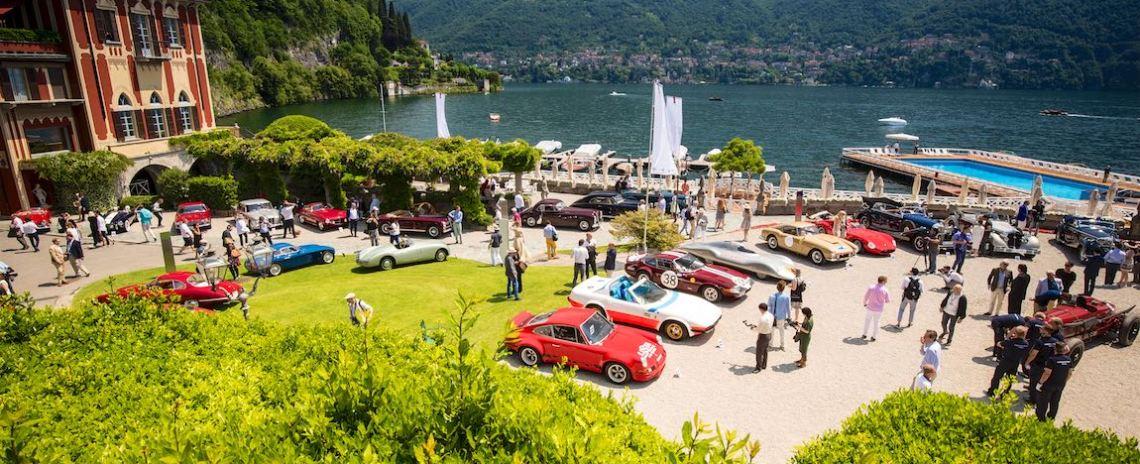 Overview of Concorso d'Eleganza Villa d'Este 2017
