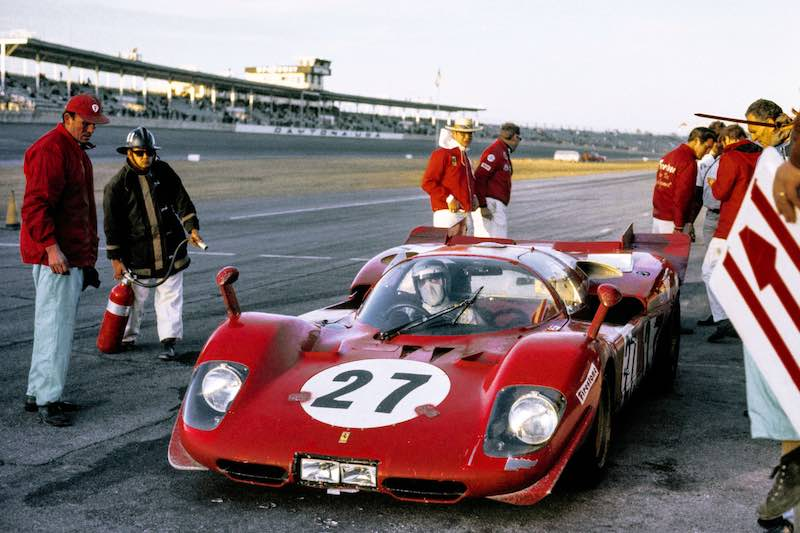 1970 Ferrari 512 S at Daytona 24 Hours
