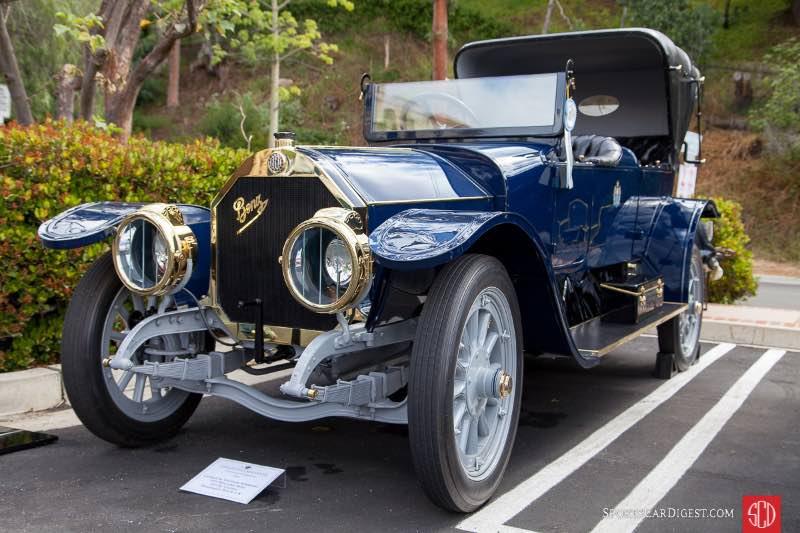 1911 Mercedes-Benz SO Hp Victoria, owned by Gerhard & Adrianne Schuerer