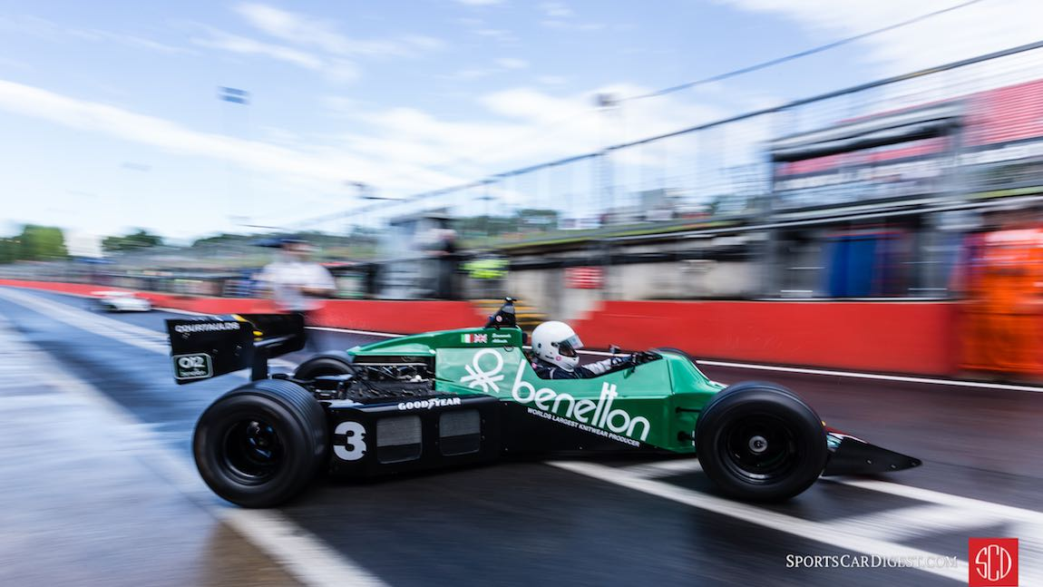 Masters Historic Festival Brands Hatch 2017