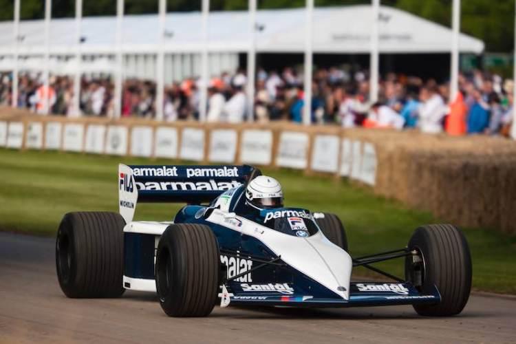 1983 Brabham-BMW BT52 Photo: Drew Gibson