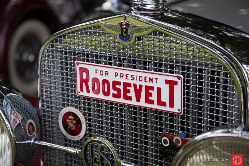 1930 La Salle Series 340 Fleetwood Phaeton, owned by Paul & Jacqui Whitney