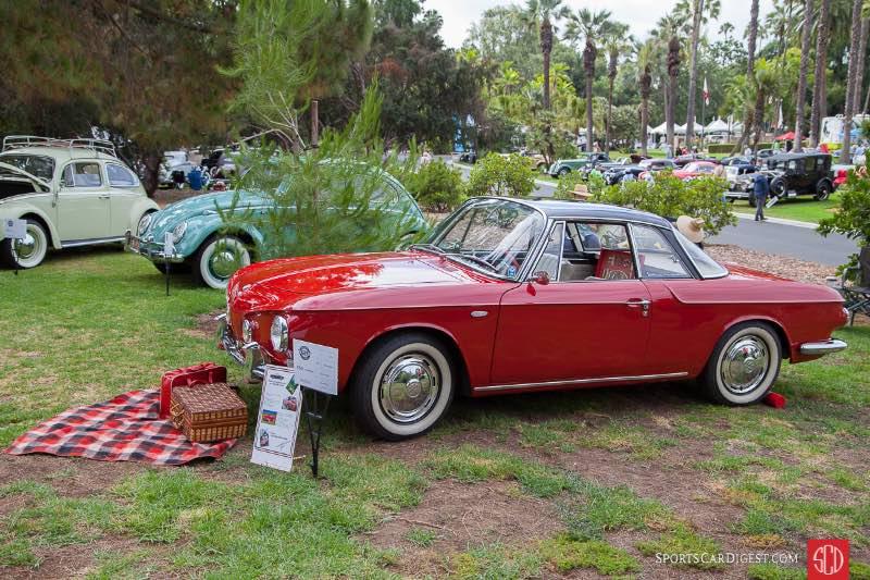 1963 Volkswagen Type 34 Ghia, owned by Bruce Hoel