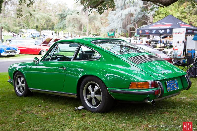 1970 Porsche 911T Coupe, owned by Stephen Hoskins