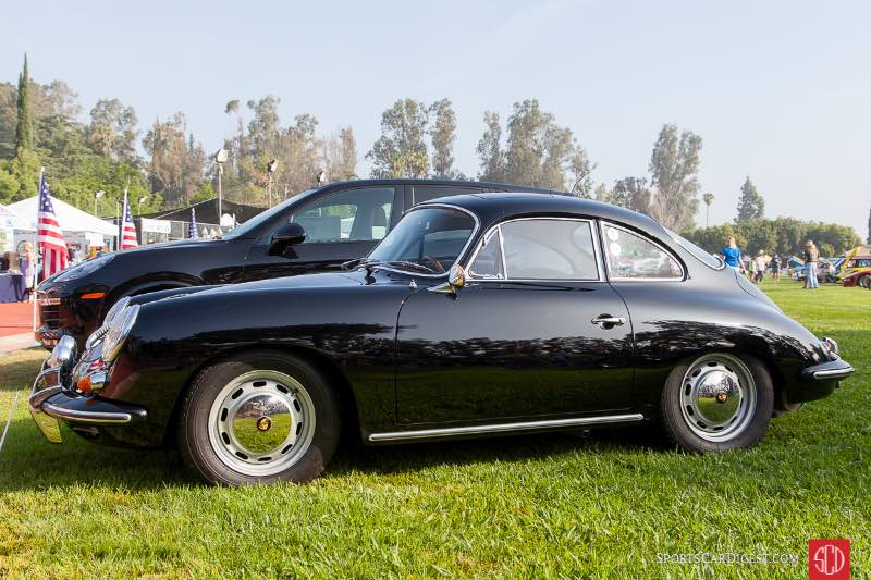 1964 Porsche 356 C, owned by Bob Smith