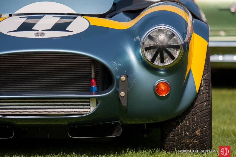 1964 Shelby Cobra FIA, owned by Greg Drusch