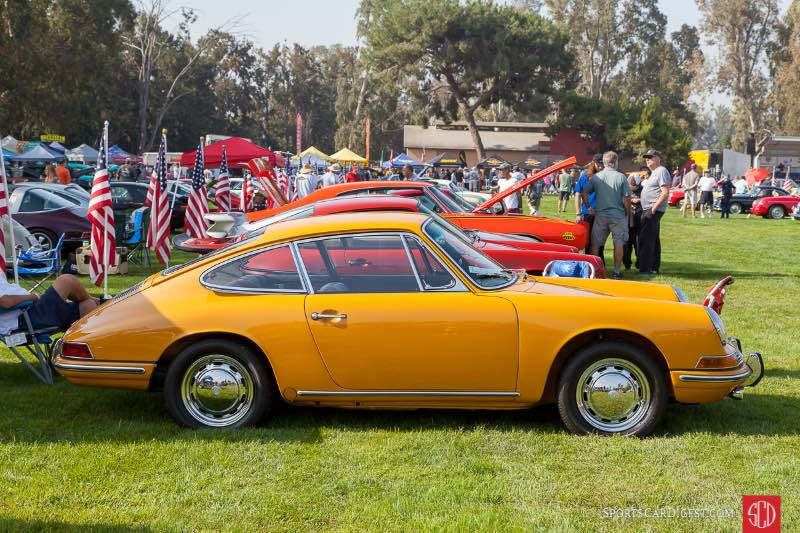 1967 Porsche 912, owned by Victor Verhoeven