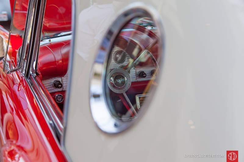 1957 Ford Thunderbird, owned by Steve Sanett