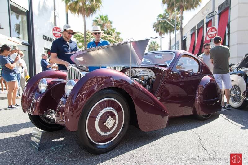 1931 Bugatti Type 51 Dubos Coupe - The Nethercutt Collection