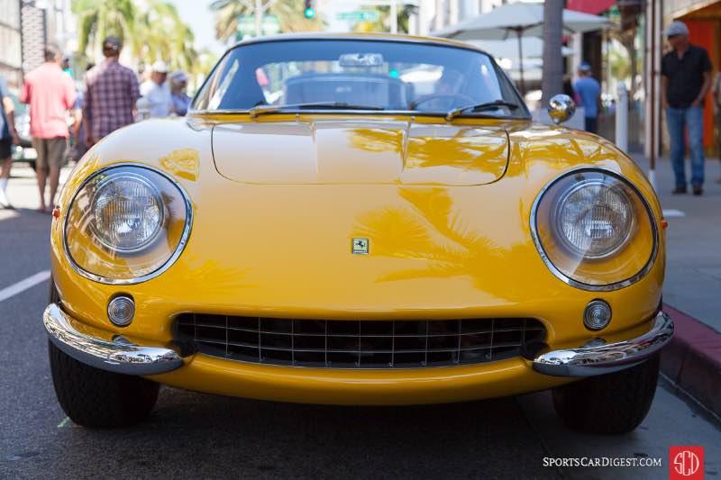 1967 Ferrari 275 GTB/4, owned by Bruce Meyer