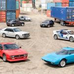 Rally Car Collection Offered For Sale