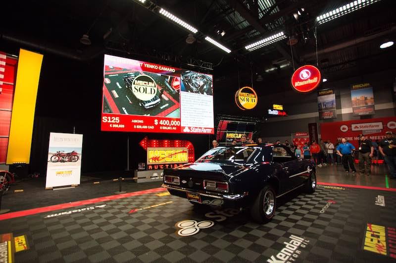 Mecum Portland Auction Results - Portland expo car show
