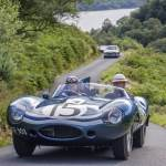 Jaguar D-Type Celebration at Concours of Elegance