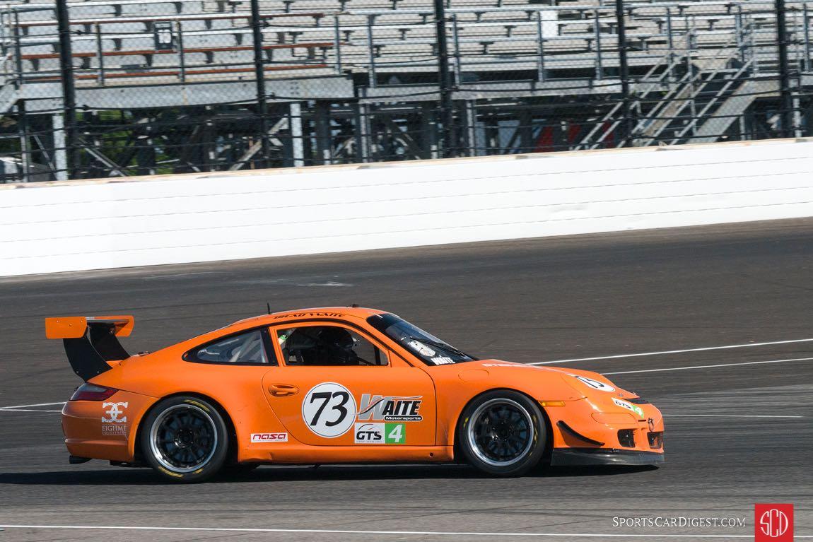 Brad Waite - 2006 Porsche Carrera S