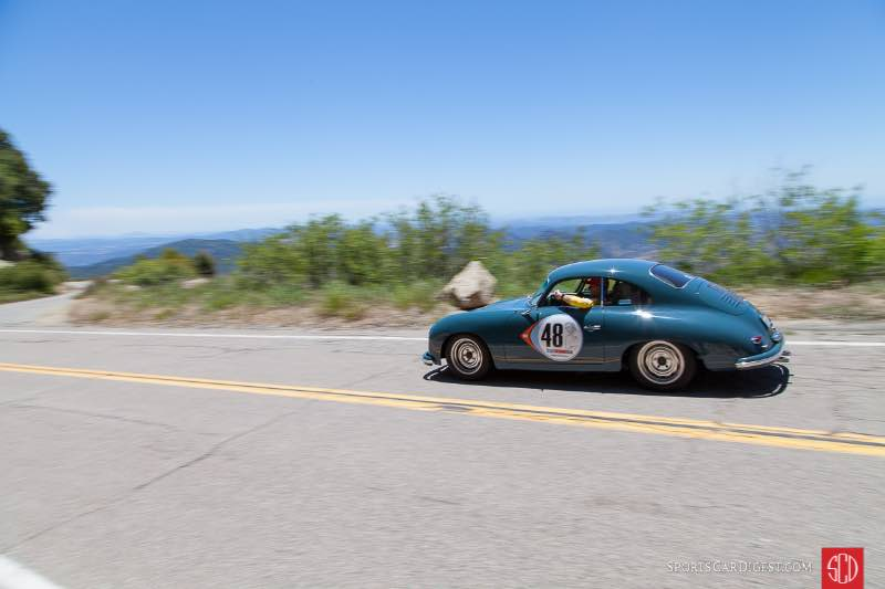 Ron Harris - Porsche 356