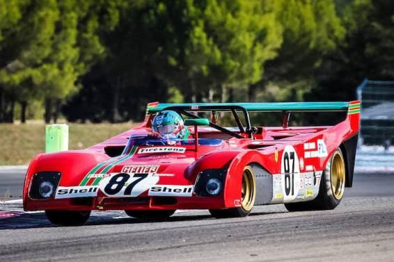 1972 - Ferrari 312 PB 0892