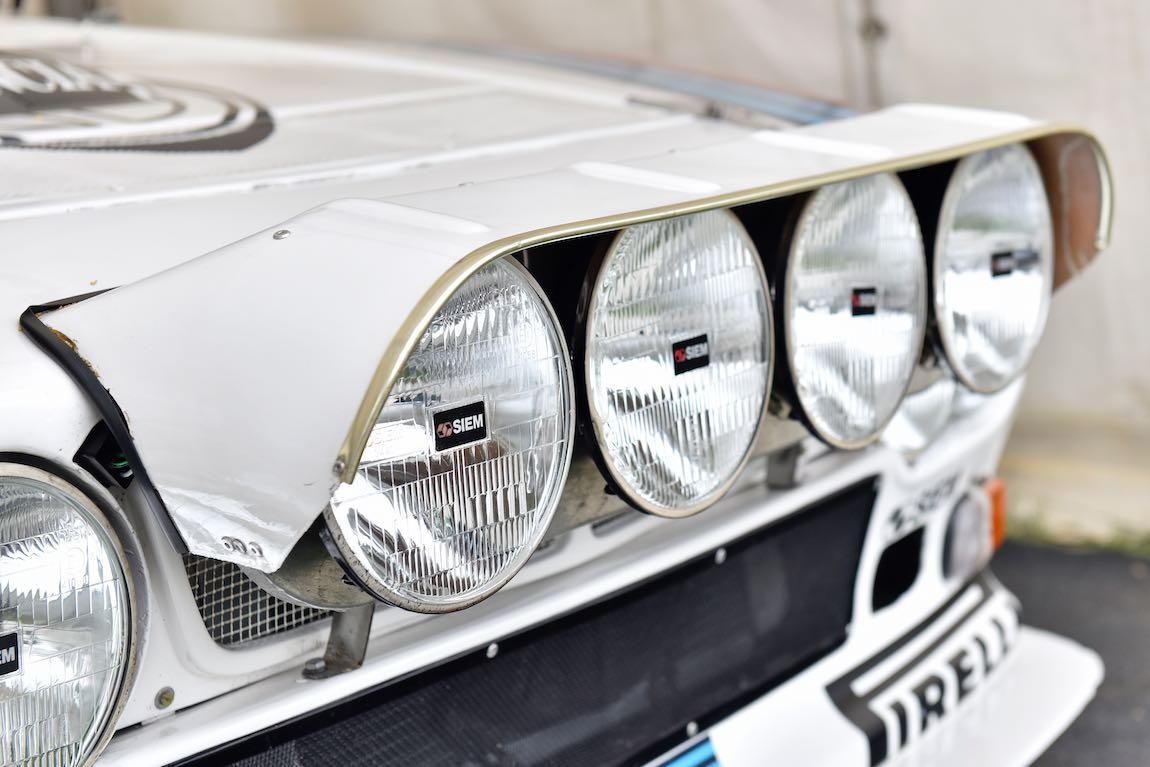 2017, Festival of Speed, FoS, Jochen Van Cauwenberge, Lancia 037, Thursday
