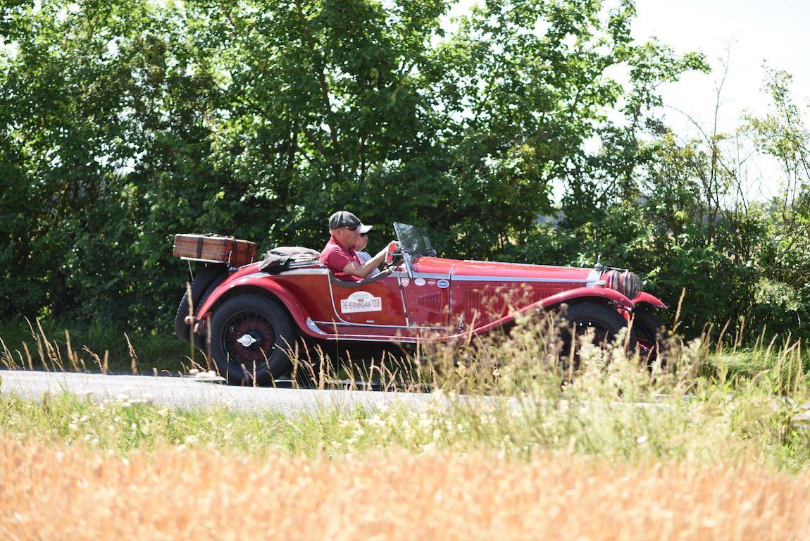 Alfa Romeo 6C 1750 Zagato - 1930 Credit Rufus Owen