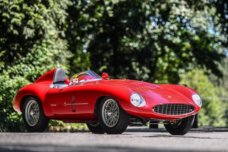 1954 Ferrari 500 Mondial Series I (Photo: Mathieu Heurtault)