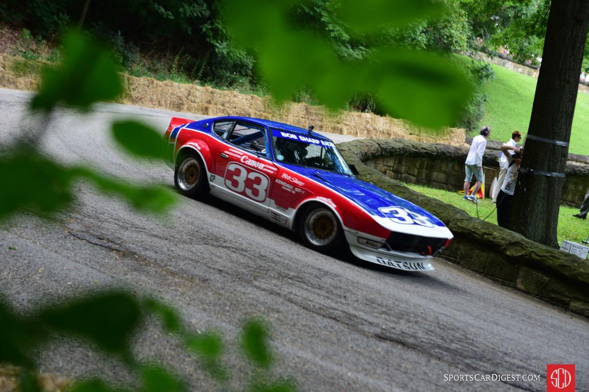 1972 Datson 240Z- John Jeffrey.