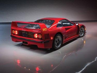 1991 Ferrari F40, chassis 87895