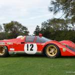 Class List for 2018 Amelia Island Concours