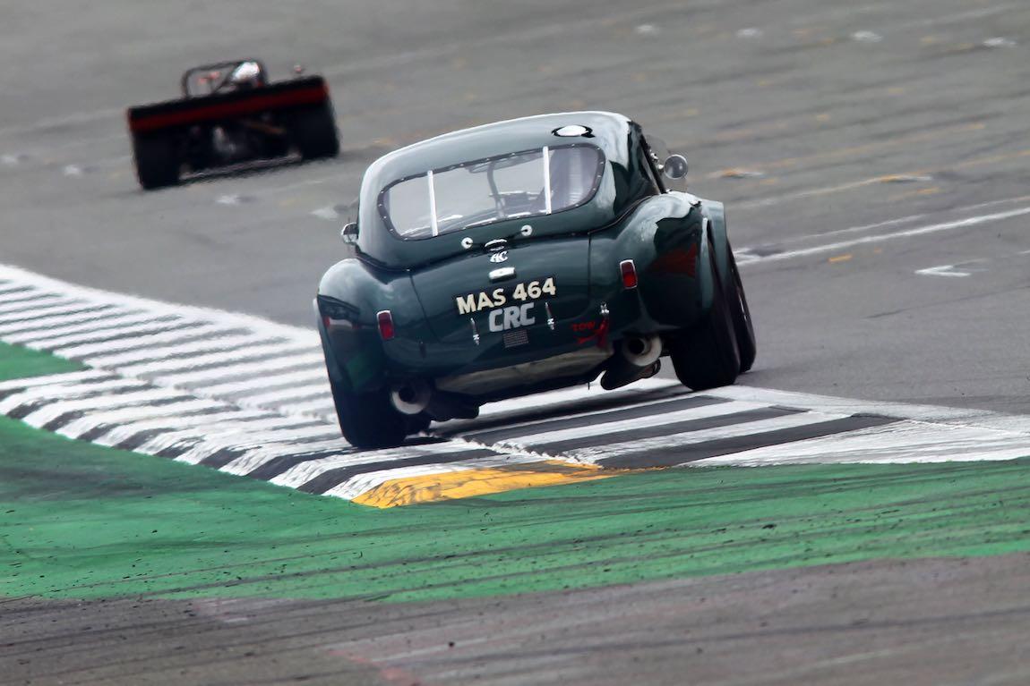 Silverstone Classic - AC Cobra
